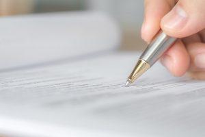 voorwaarden koopcontract